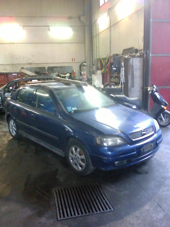 Dezmembrez Opel Astra G 1.7 CDTI 2002