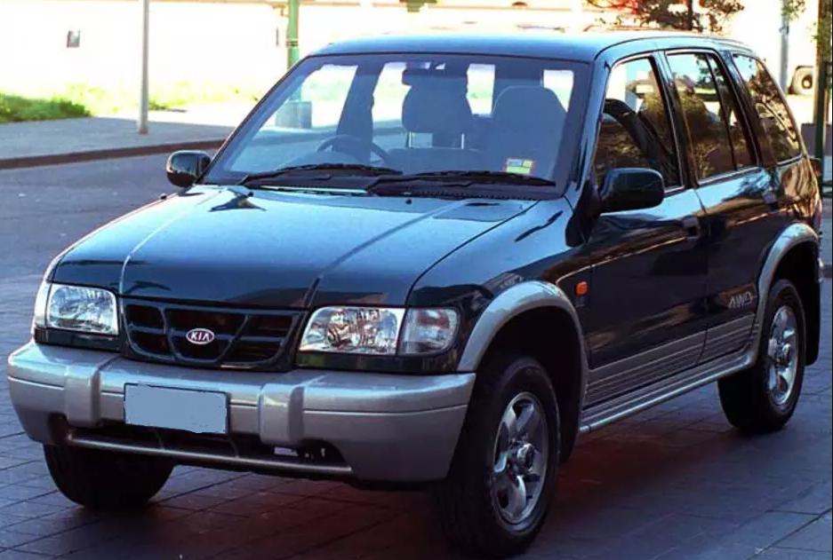 Dezmembrez Kia Sportage 2.0 b 1999