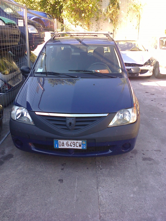 Dezmembrez Dacia Logan 1.5 DCI 2007