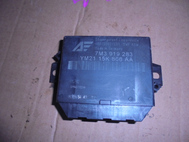 calculator senzori parcare vw sharan,ford galaxy 7m3919283