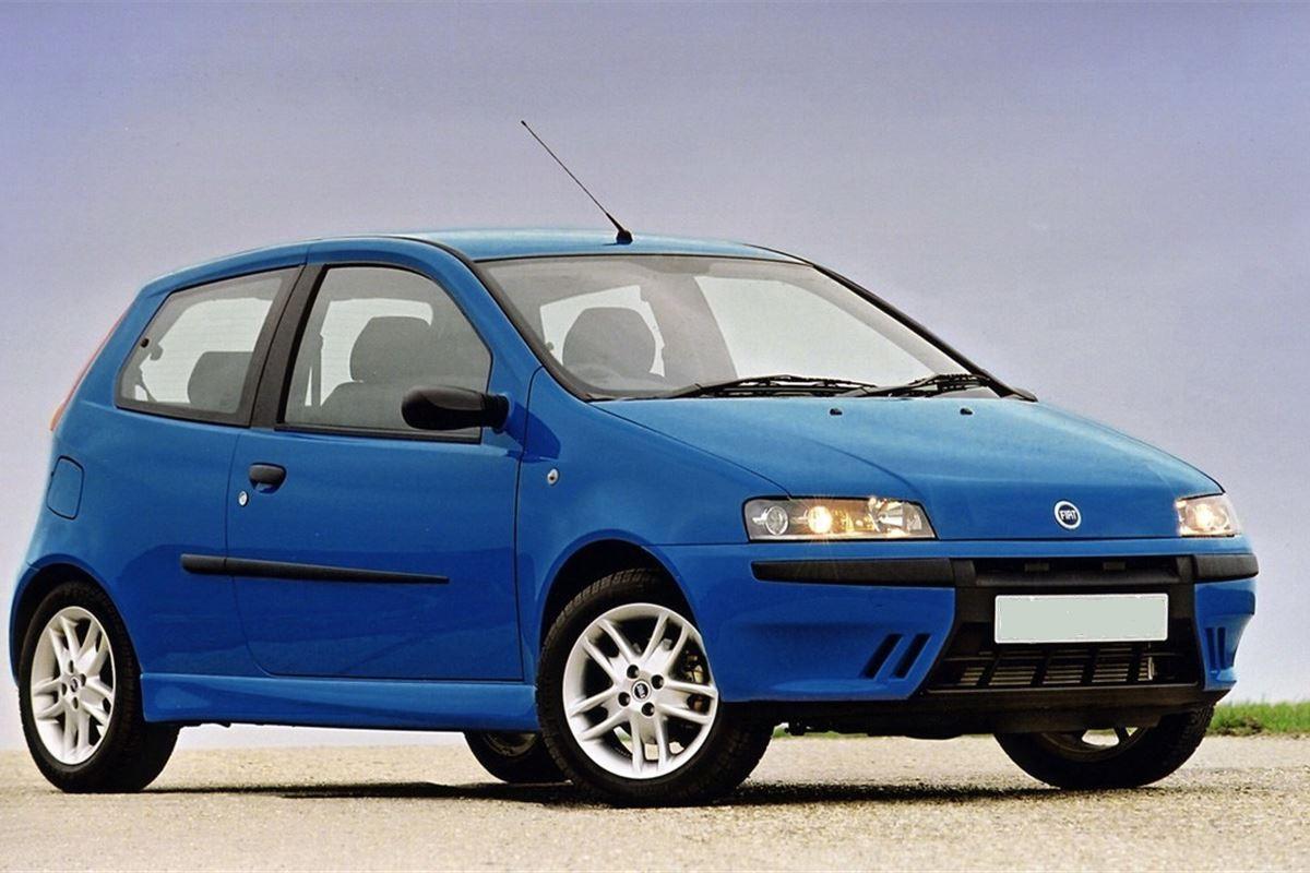 Dezmembrez Fiat Punto 1.2 b 2003