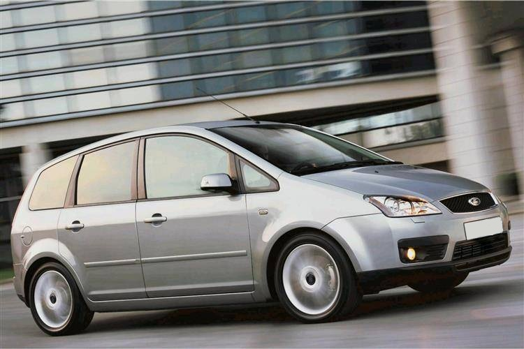 Dezmembrez Ford C-max 1.6 b 2006
