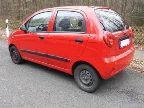 Dezmembrez Chevrolet Matiz 1.0 b 2008
