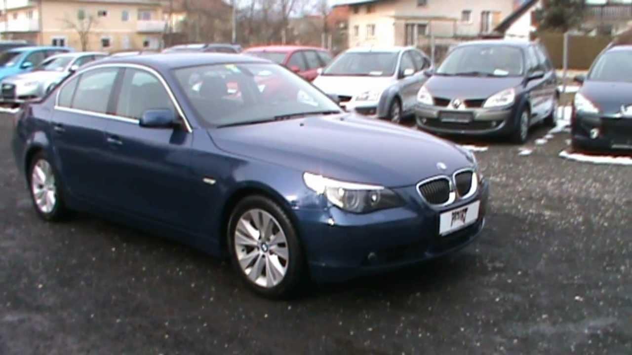 Dezmembrez BMW 525 2.5 D 2006