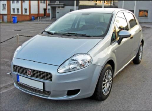 Dezmembrez Fiat Grande Punto 1.4 b 2004