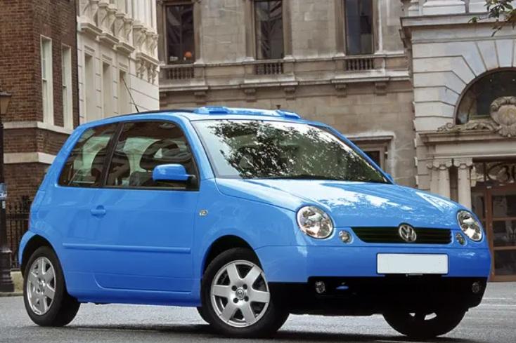 Dezmembrez VW Lupo 3P 1.2 TDI 2003