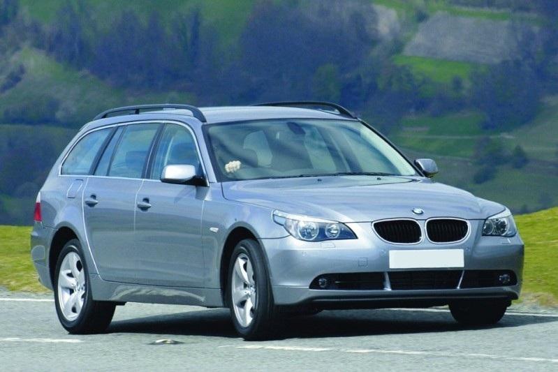 Dezmembrez BMW Seria 5 525 2.5 D 200