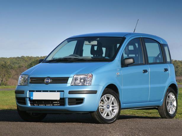 Dezmembrez Fiat Panda 1.2 b 2004