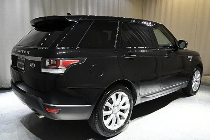 Dezmembrez Land Rover Range Rover Sport 3.0 D HSE 2015