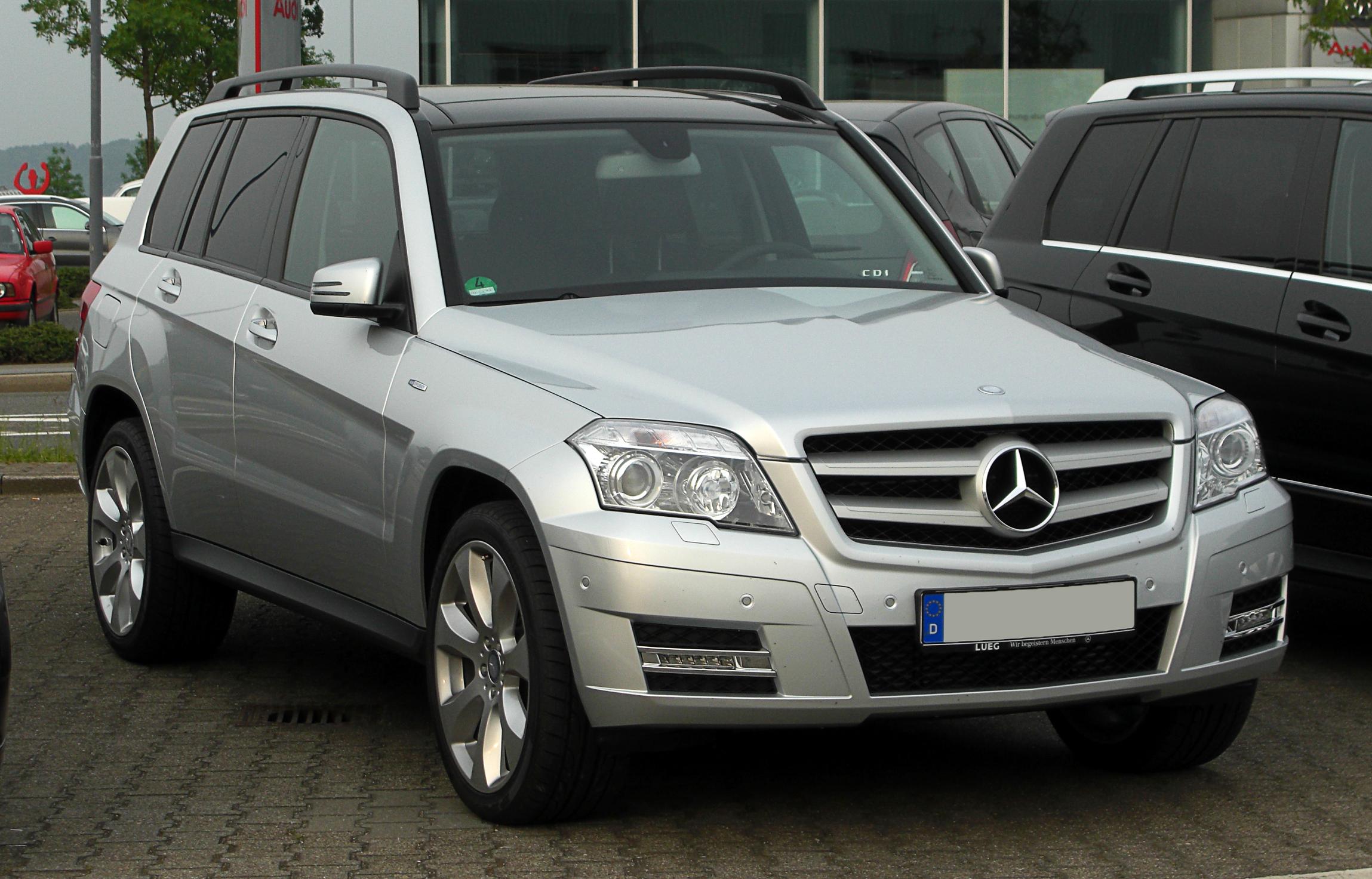 Dezmembrez Mercedes GLK x204 350 CDI 2010