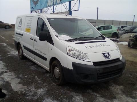 Dezmembrez Peugeot Expert, an 2008, motorizare 1.6 HDI 90 16V