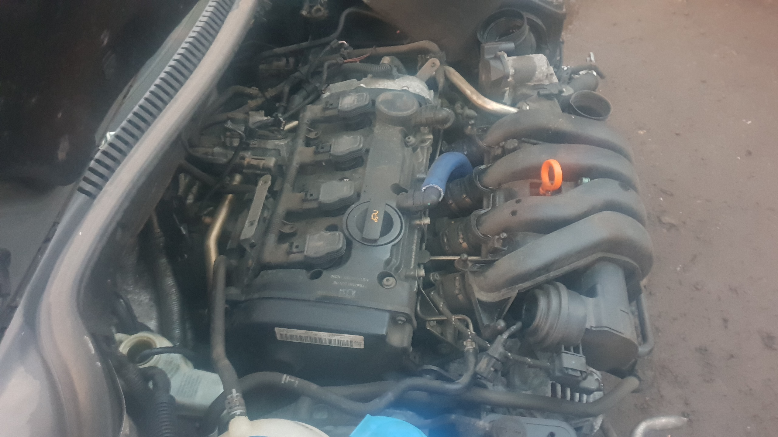 Motor seat leon 2.0 fsi cod motor bvy