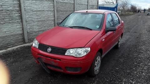 Dezmembrez Fiat Siena/Albea, an 2006, motorizare 1.4, Benzina, kw 51,