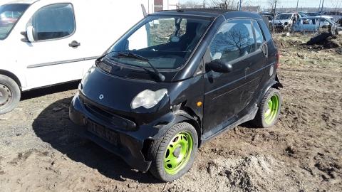 Dezmembrez Smart Cabrio, an 2003, motorizare 0.6, Benzina, kw 45