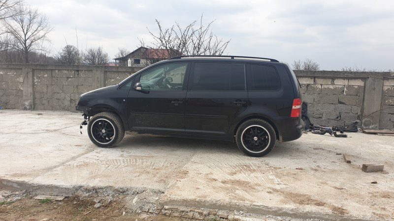 Motor vw touran 2.0 azv