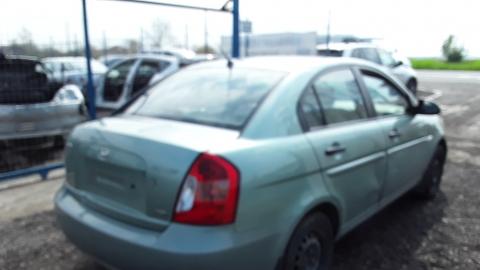 Dezmembrez Hyundai Accent III, an 2006, motorizare 1.5 CRDI GLS