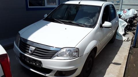 Dezmembrez Dacia Logan, an 2011, motorizare 1.5 DCI