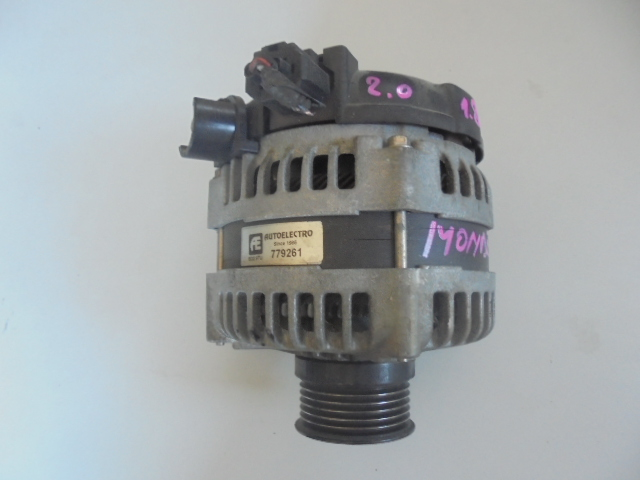 alternator ford tourneo conect,focus 1.8 tdci 104210-2730