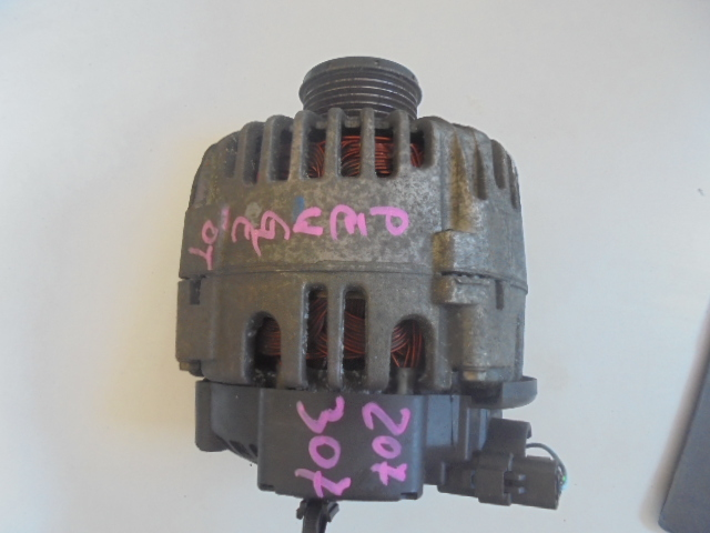 alternator peugeot 307, cod 207tg15c118