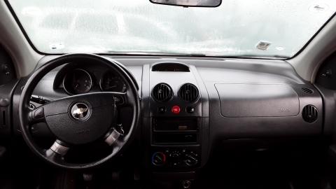 Dezmembrez Chevrolet Aveo, an 2007, motorizare 1.2, Benzina, kw 53