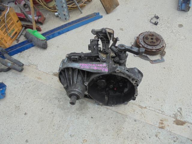 cutie de viteze vw transporter t5 an de fabricatie 2004 cod motor axb  cod cutie 02z301103b
