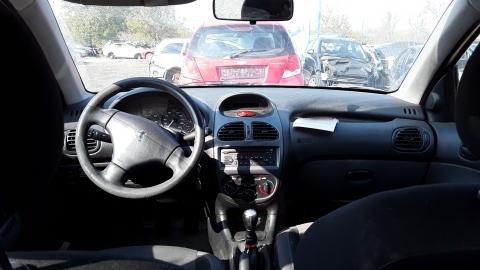 Dezmembrez Peugeot 206, an 2007, motorizare 1.4 I,