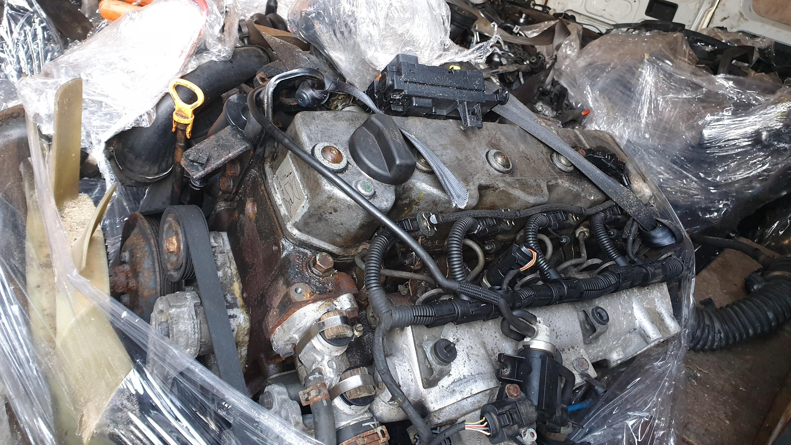 Motor vw lt 2.8 tdi
