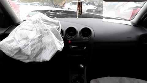 Dezmembrez Seat Ibiza IV ,an 2004 , motorizare 1.2 ,  Benzina , kw 47