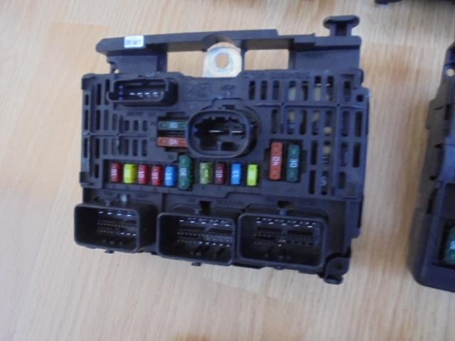 Panou sigurante BSM Peugeot 307 S118983006 L, 9657718780