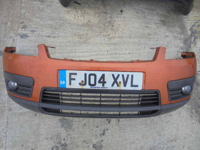 bara fata ford c-max cu proiectoare culoare maro
