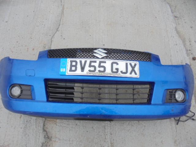 bara fata suzuki swift cu proiectoare culoare albastra SZ0405801