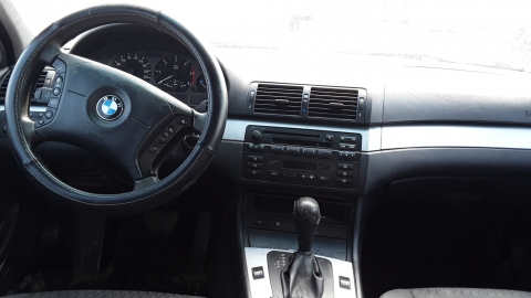 Dezmembrez BMW E46, an 2001, motorizare 320D, Diesel, kw 100