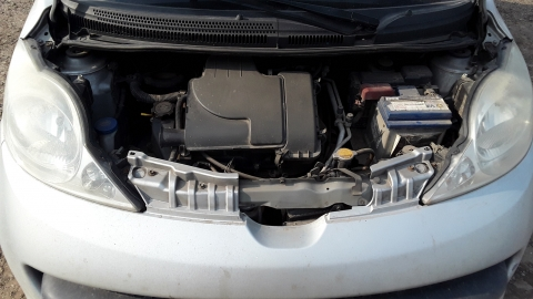 Dezmembrez Peugeot 107, an 2007, motorizare 1.0, Benzina, kw 50