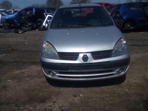 Dezmembrez Renault Clio, an 2005, motorizare 1.5 DCI, Diesel, kw 50