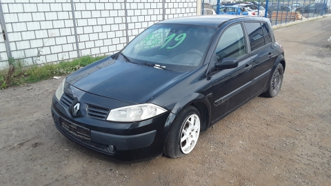 Dezmembrez Renault Megane, an 2004