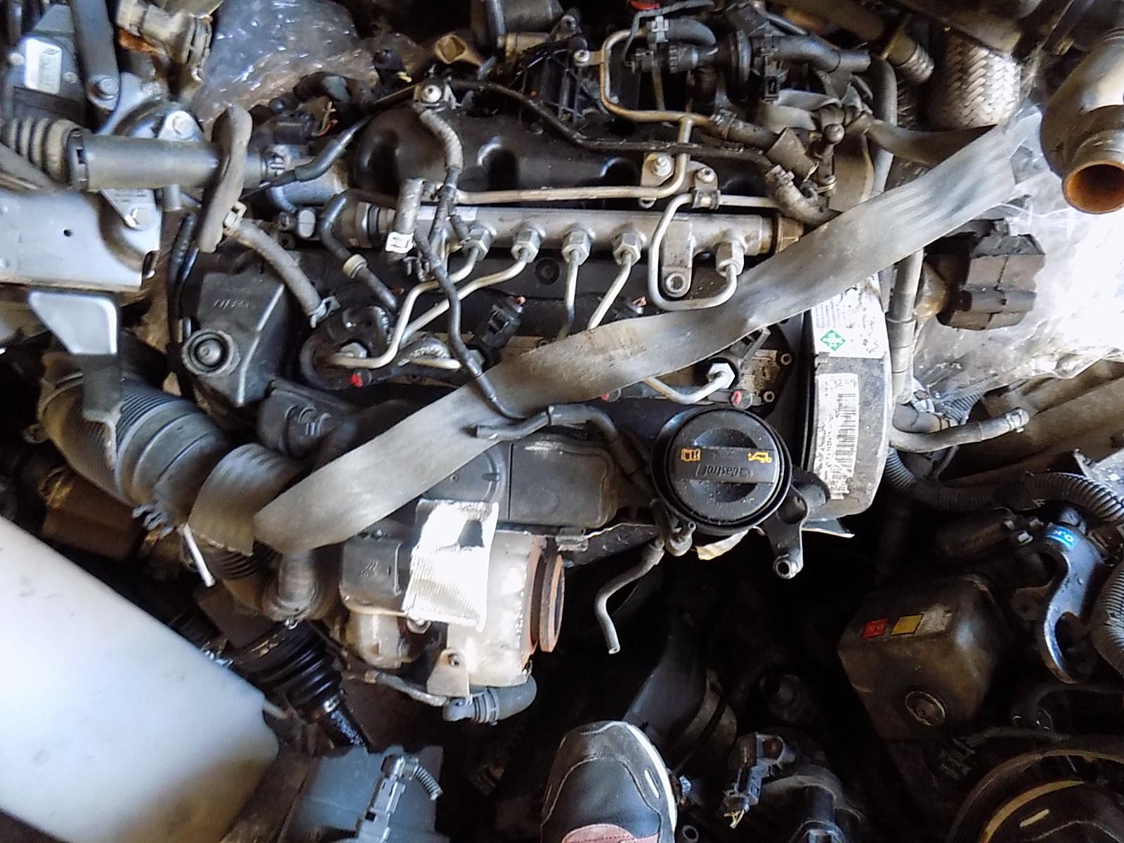 Motor CBA 2.0 TDI vw Golf 6 140 CP