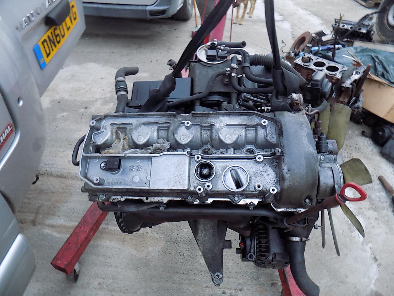 Motor mercedes vito an de fabricatie 2004,2.2 cdi