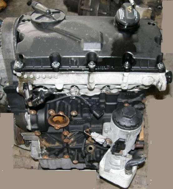 Motor 1.9 tdi vw transporter T5 cod axb