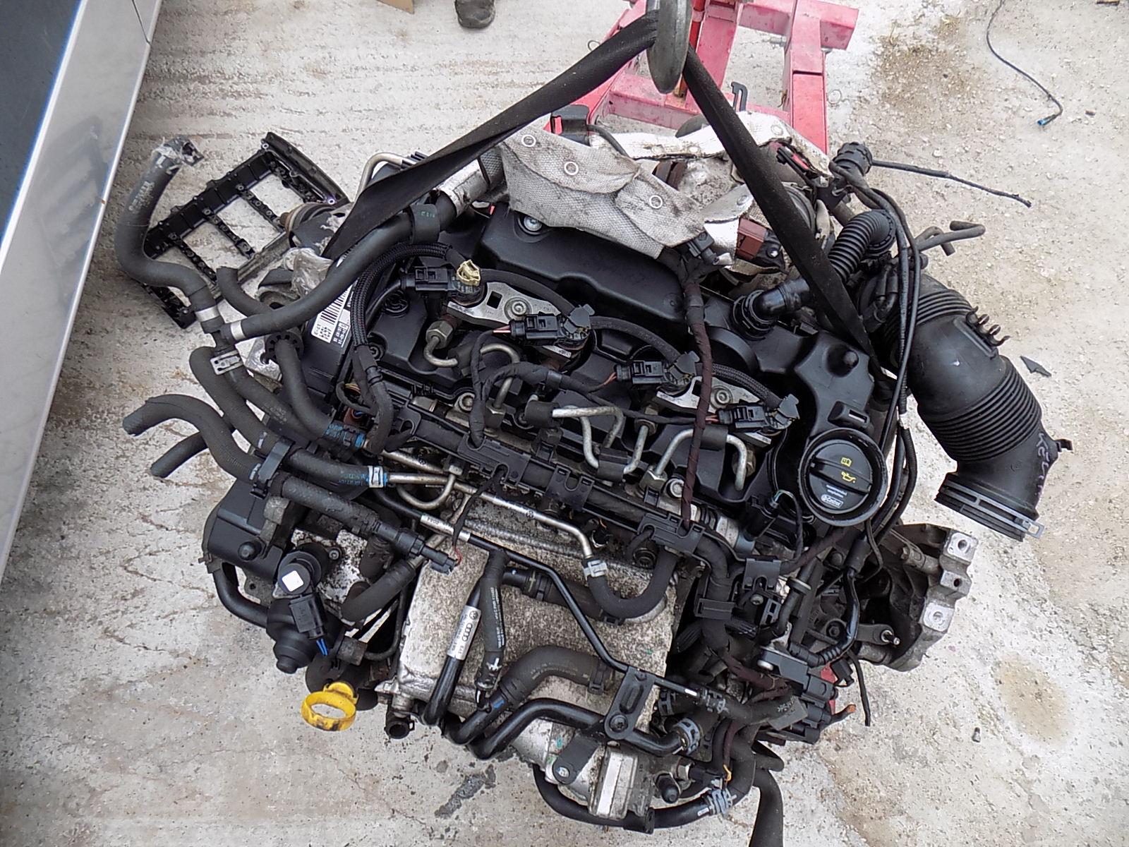 motor volkswagen golf 7 cod CLH 1.6 diesel TDI