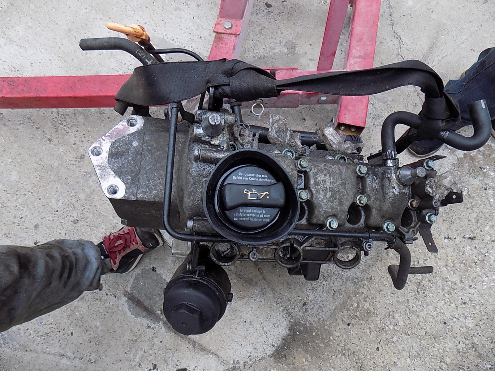 motor skoda fabia 1.2 AWY