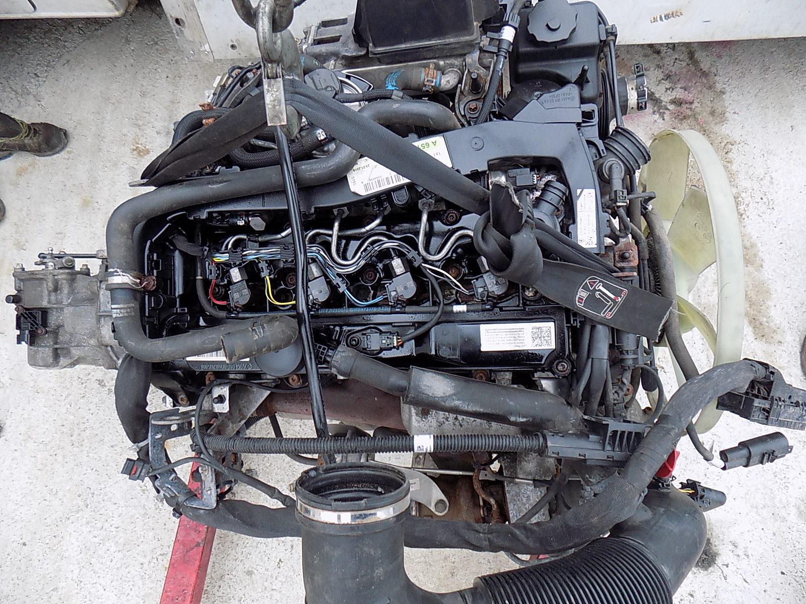 motor mercedes sprinter 2017 cod motor 651955 2.2 CDI