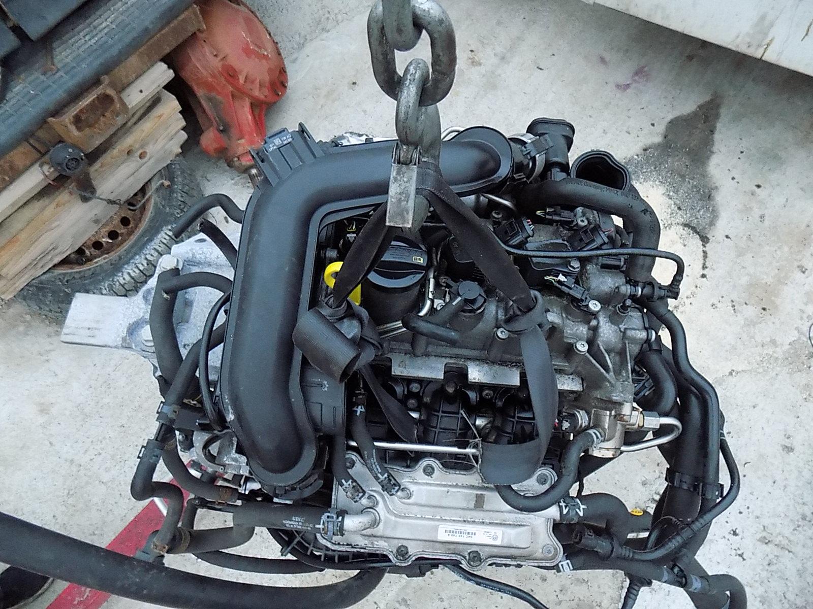 motor skoda kodiaq 1.0 CHZ  2016