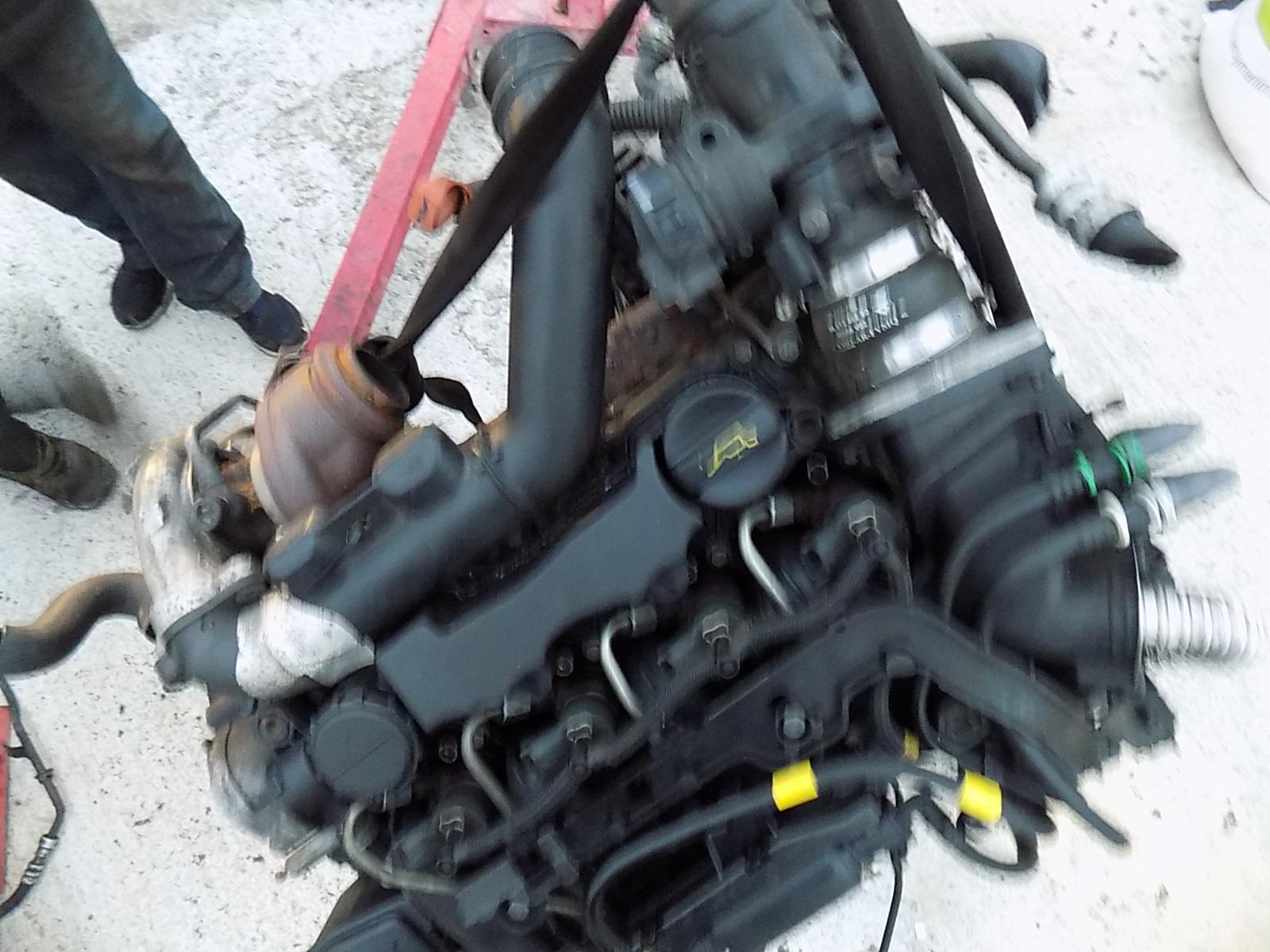 motor peugeot 308 1.6 HDI 66KW 90CP 9H02
