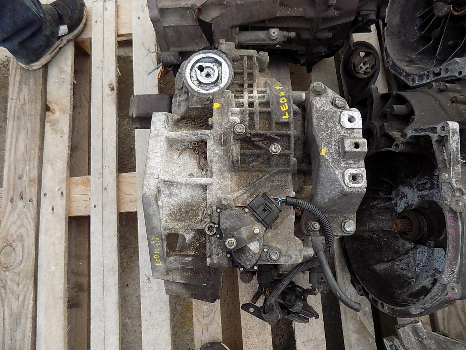cutie automata seat leon 2.0 fsi motor bvy