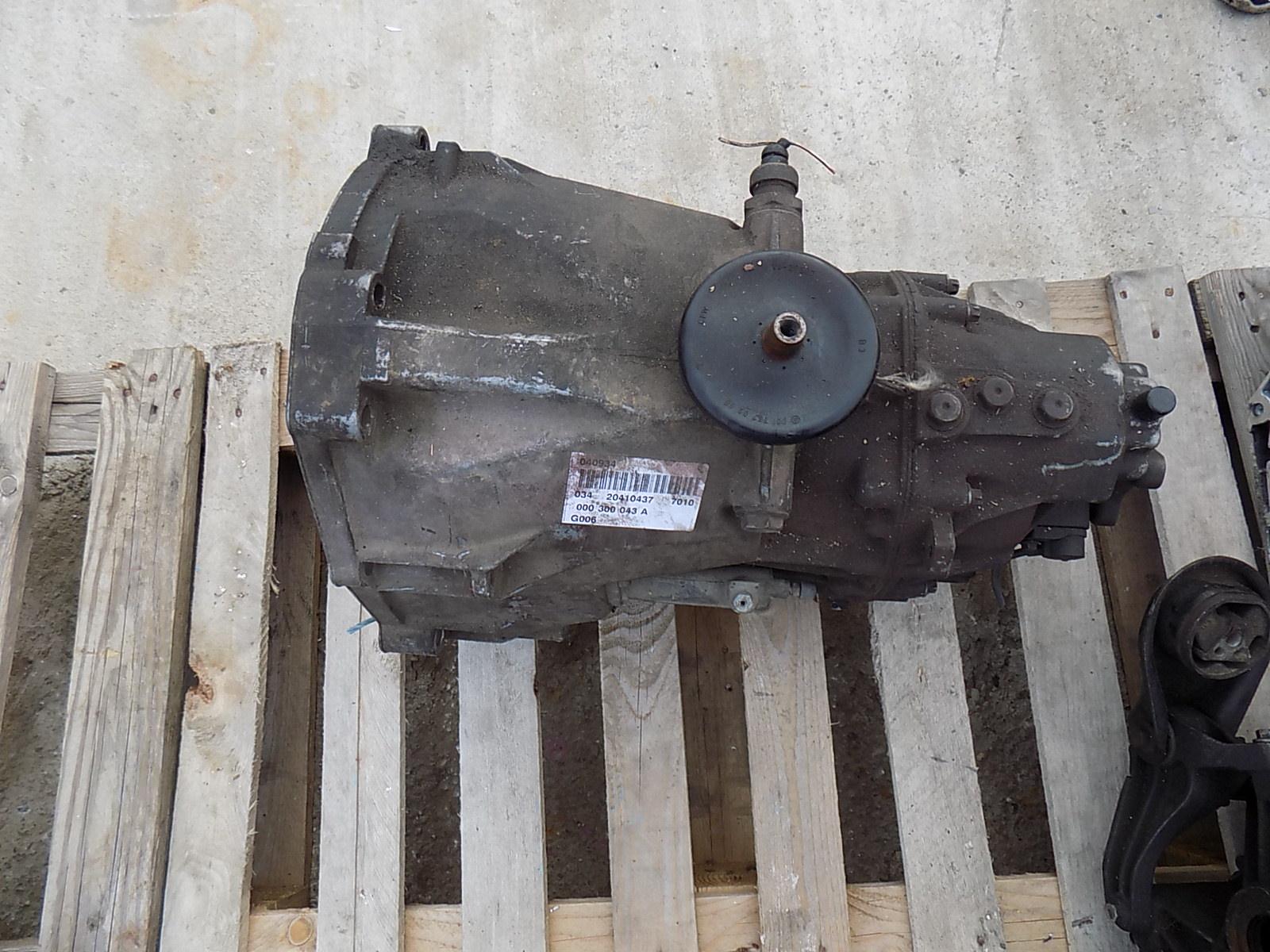 cutie de viteze vw lt 2.5 tdi an de fabricatie 2002