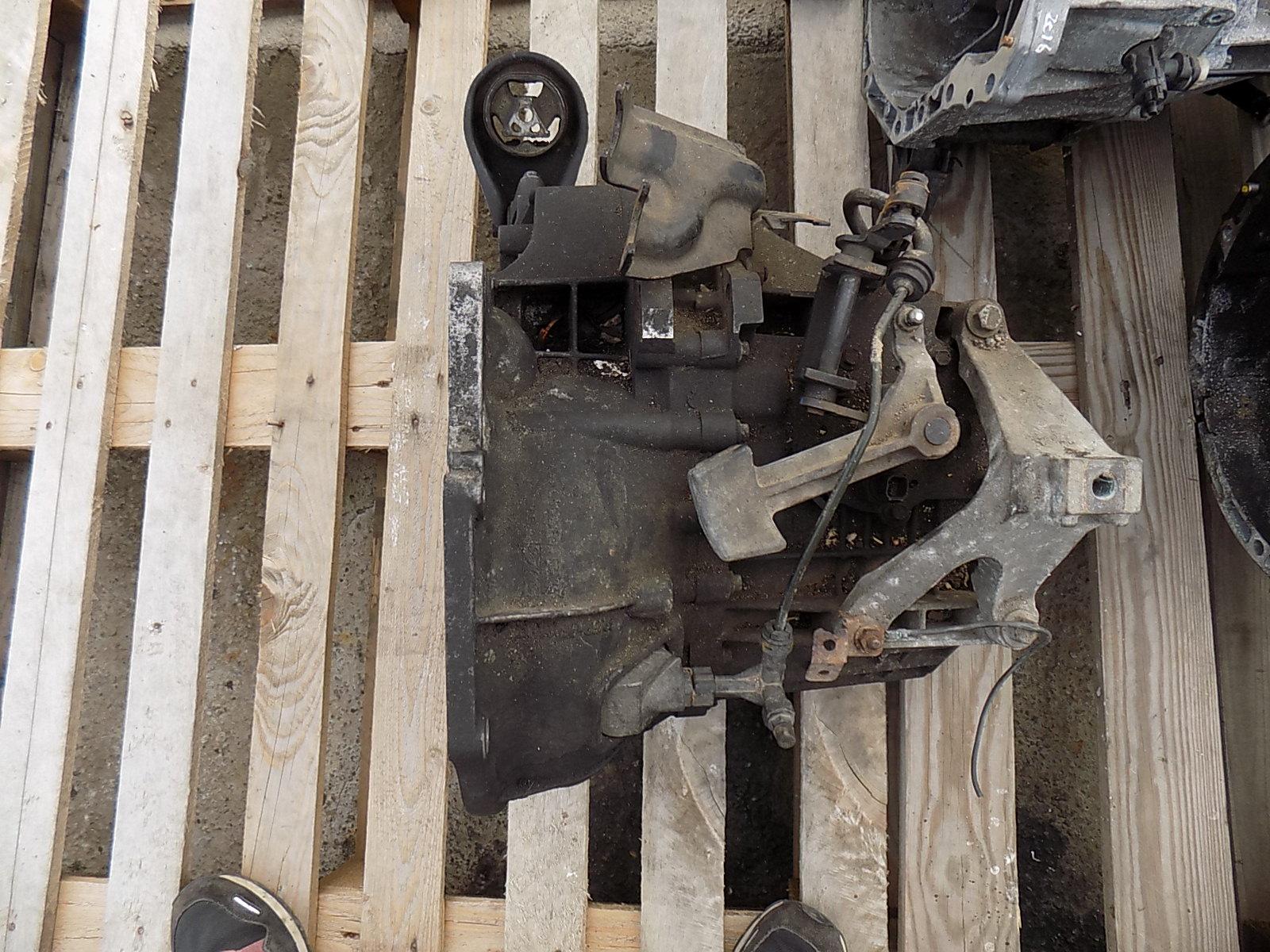 cutie viteze ford focus 2 an de fabricatie 2005 1.6 tdci