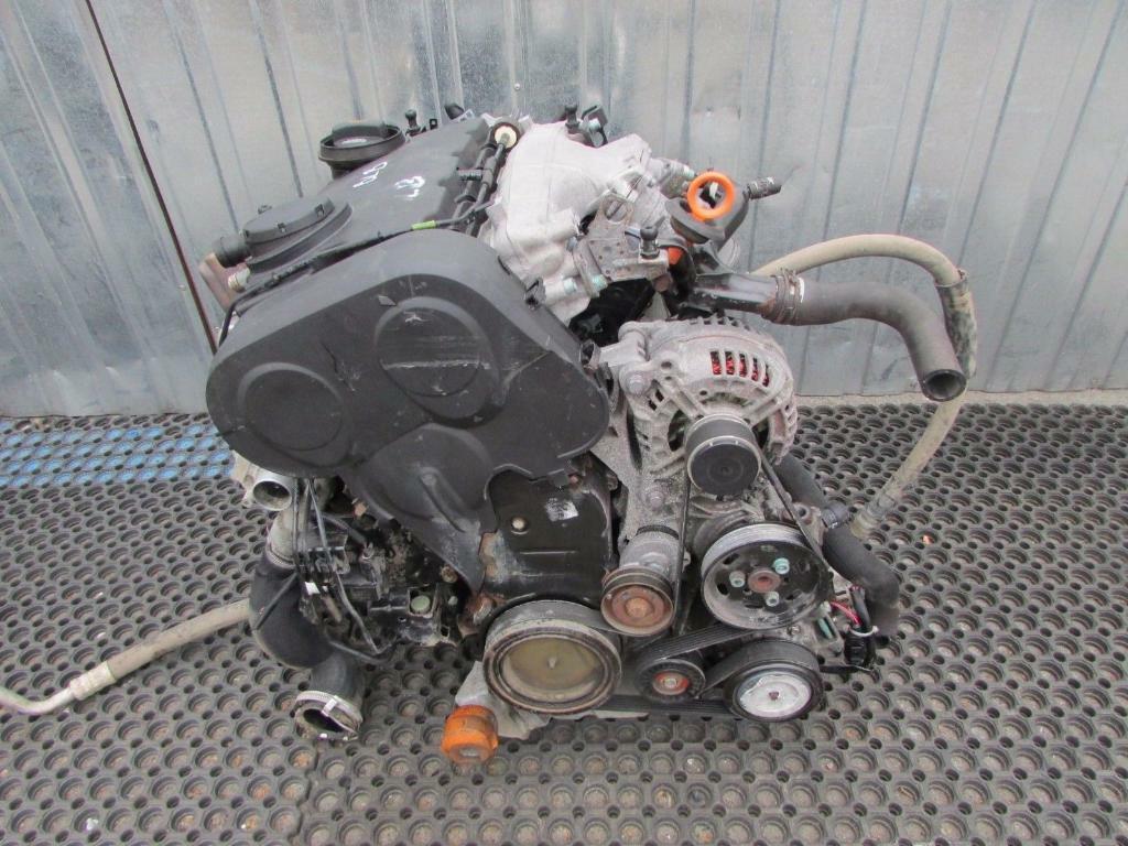 motor audi a4 b7 cod motor blb