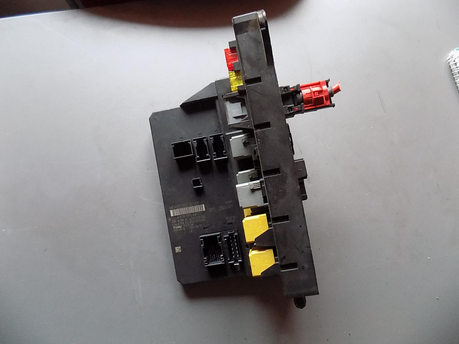 modul confort mercedes sprinter , volkswagen crafter cod A9069006801