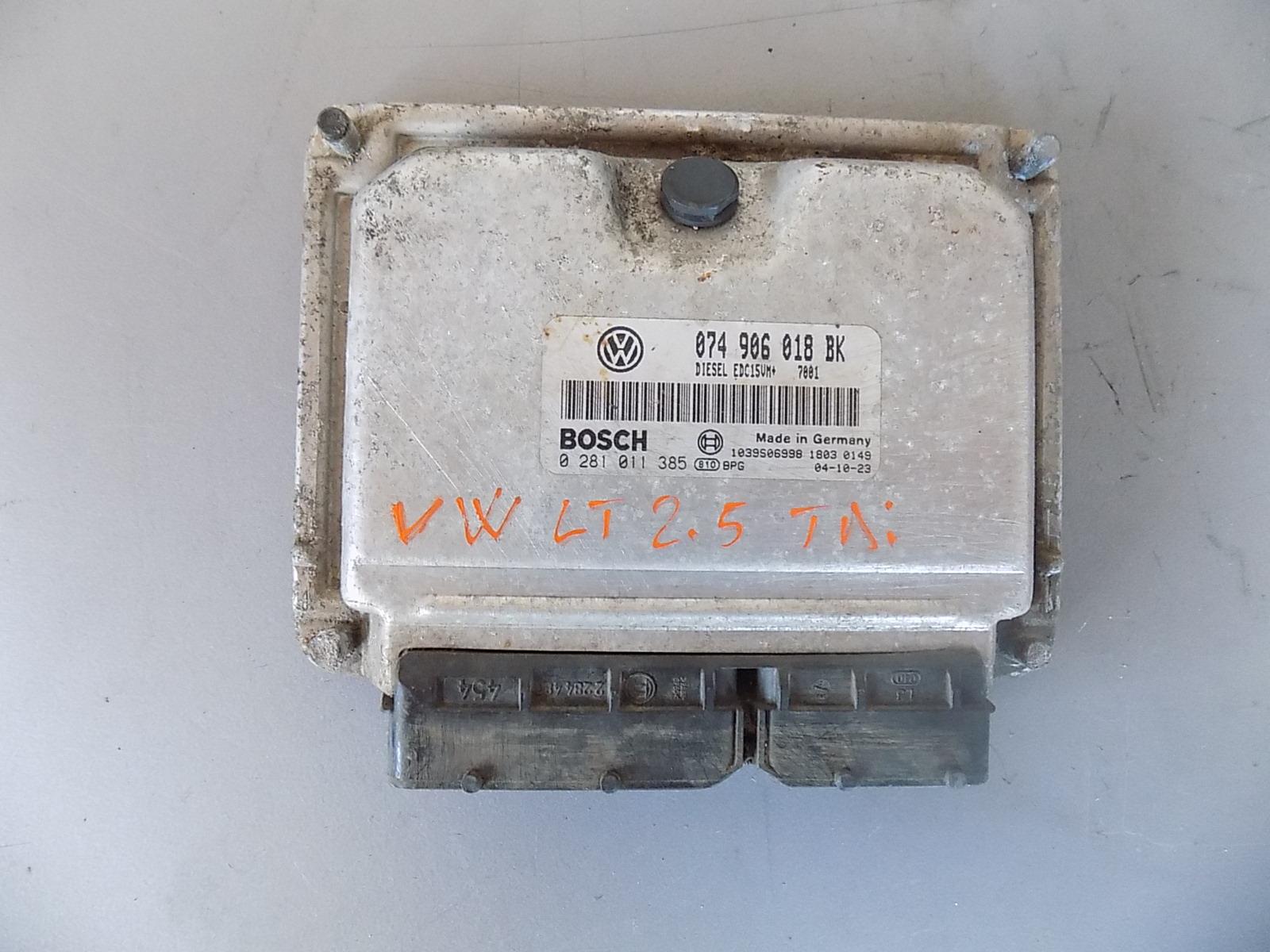 calculator ecu volkswagen lt 2.5 tdi cod 074906018BK