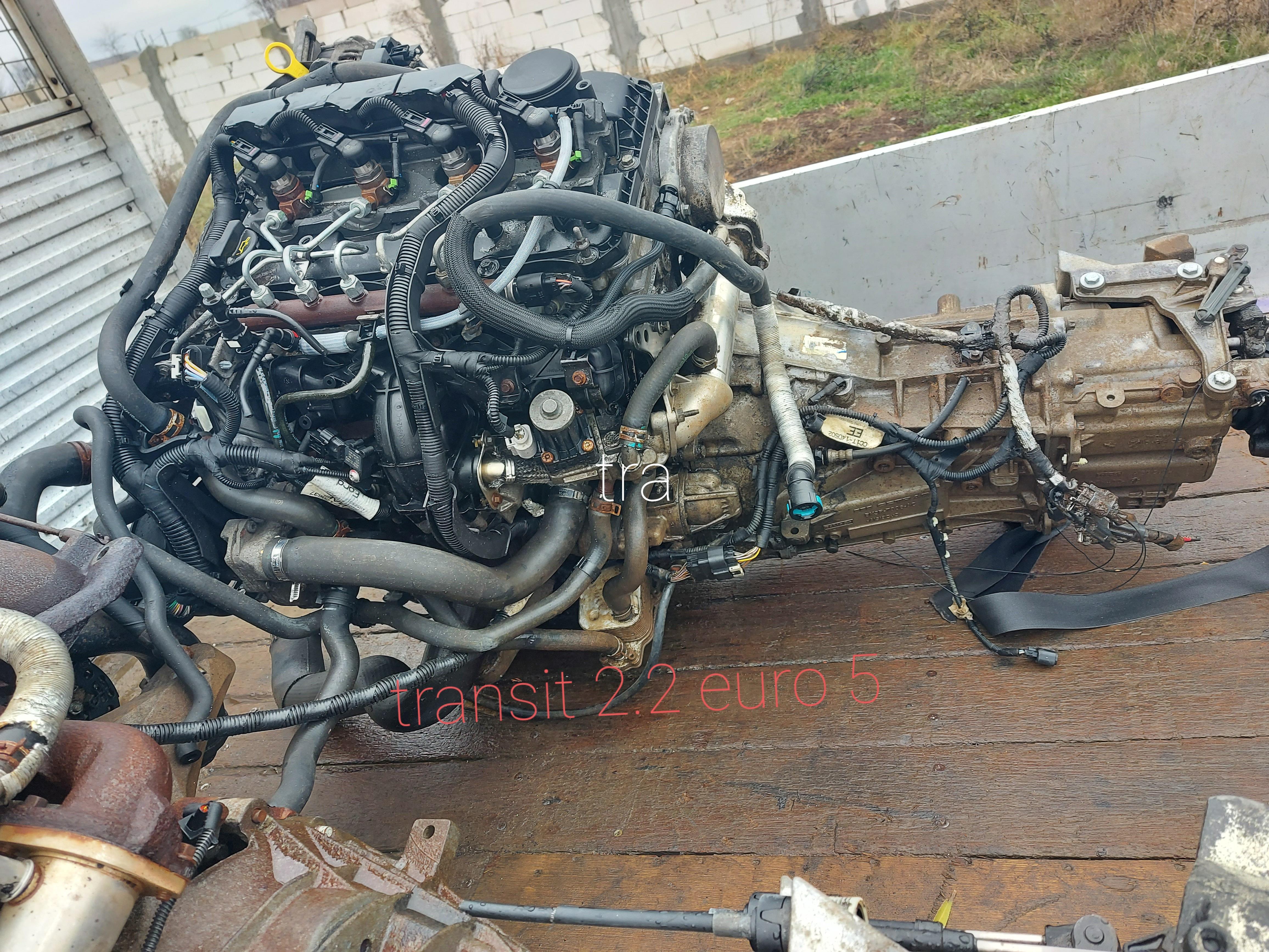 Motor ford transit 2.2 tdci euro 5